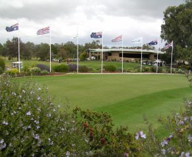 Tocumwal Golf Club - Accommodation NT