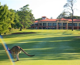 Royal Canberra Golf Club - Accommodation NT