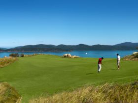 Hamilton Island Golf Club - Accommodation NT
