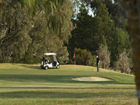 Barossa Valley Golf Club Incorporated - Accommodation NT