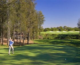 Hunter Valley Golf and Country Club - Accommodation NT