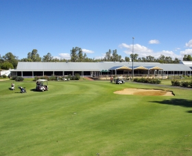 Yarrawonga Mulwala Golf Club Resort - Accommodation NT