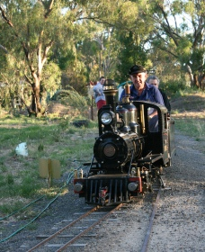 Jerilderie Steam Rail and Heritage Club Inc - Accommodation NT