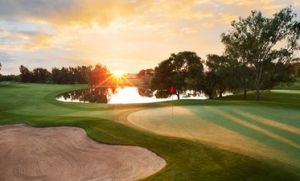 Berri Golf Club - Accommodation NT