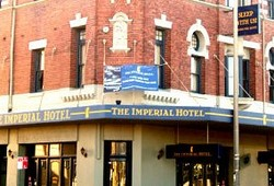 Imperial Hotel - Accommodation NT