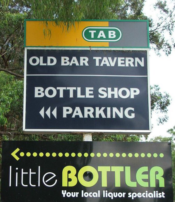 Old Bar Tavern - Accommodation NT