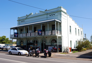 Tattersalls Hotel - Accommodation NT