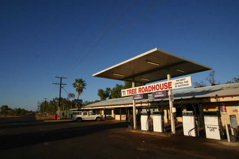 Ti Tree Roadhouse - Accommodation NT