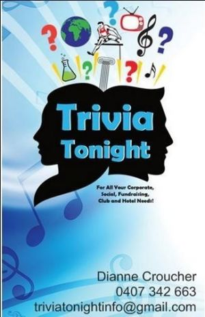 Trivia Tonight - Accommodation NT