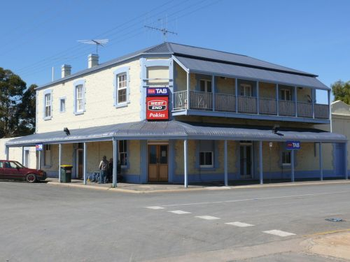Port Wakefield Hotel - Accommodation NT