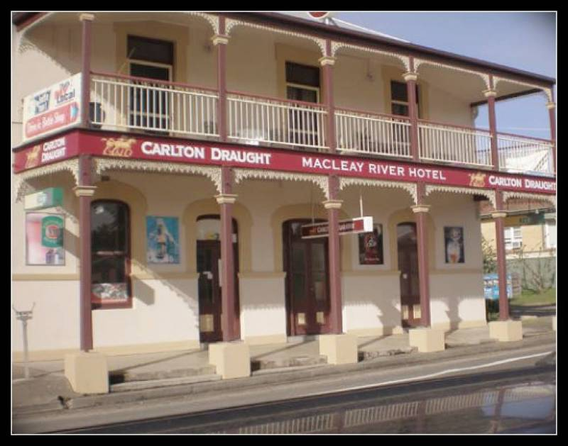 Macleay River Hotel - Accommodation NT