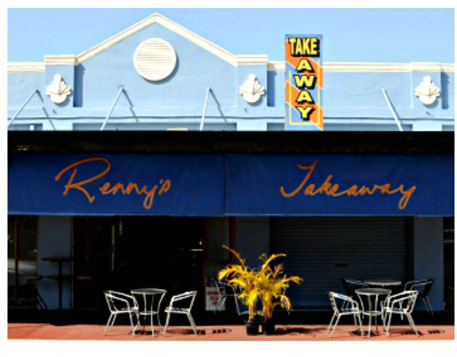 Rennys Cafe  Takeaway - Accommodation NT