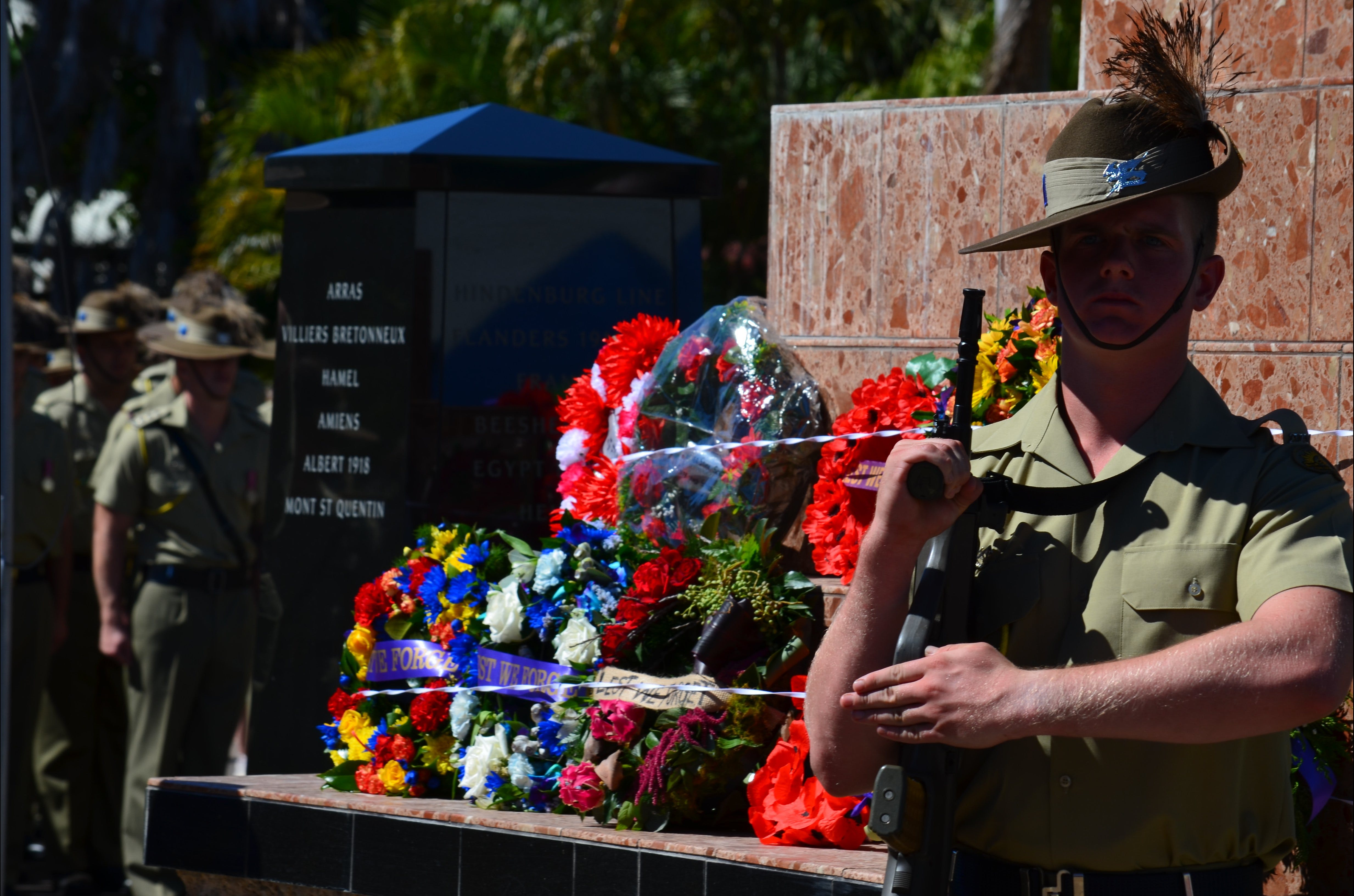 Anzac Day Charters Towers - Accommodation NT