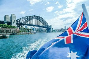 Australia Day Lunch and Dinner Cruises On Sydney Harbour with Sydney Showboats - Accommodation NT
