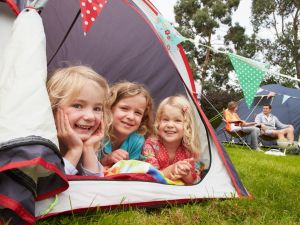 Camp Out In Town - Accommodation NT