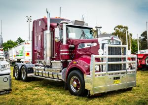Dane Ballinger Memorial Truck Show - Accommodation NT
