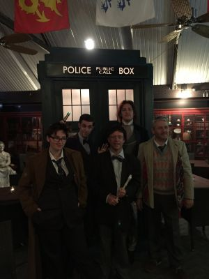 Dr Who Quiz Night - Accommodation NT