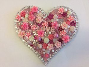 Flowers and Bling Mosaic Class for Kids - Accommodation NT