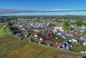 Murrumbateman Field Days - Accommodation NT