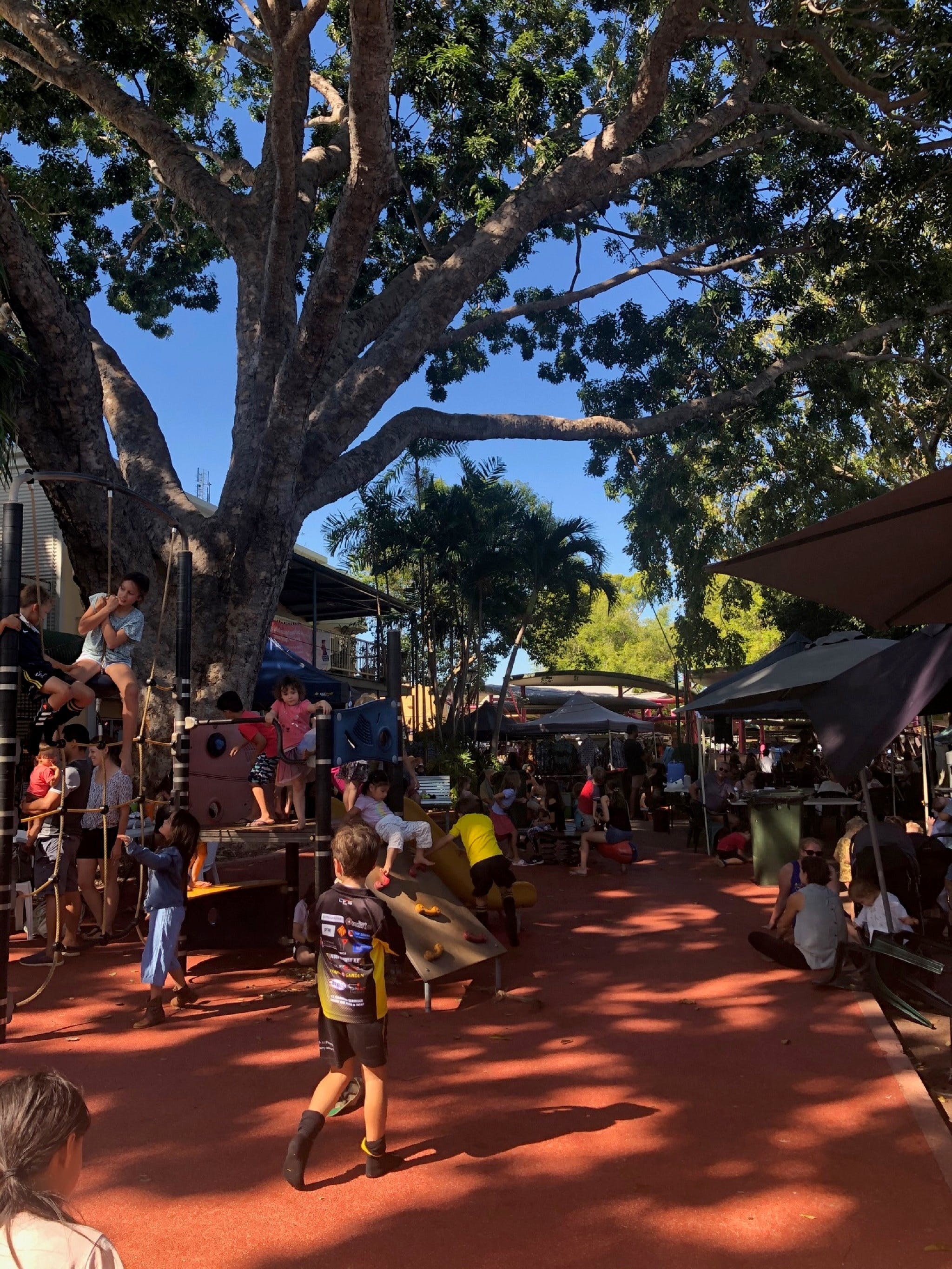 Nightcliff Markets - Accommodation NT