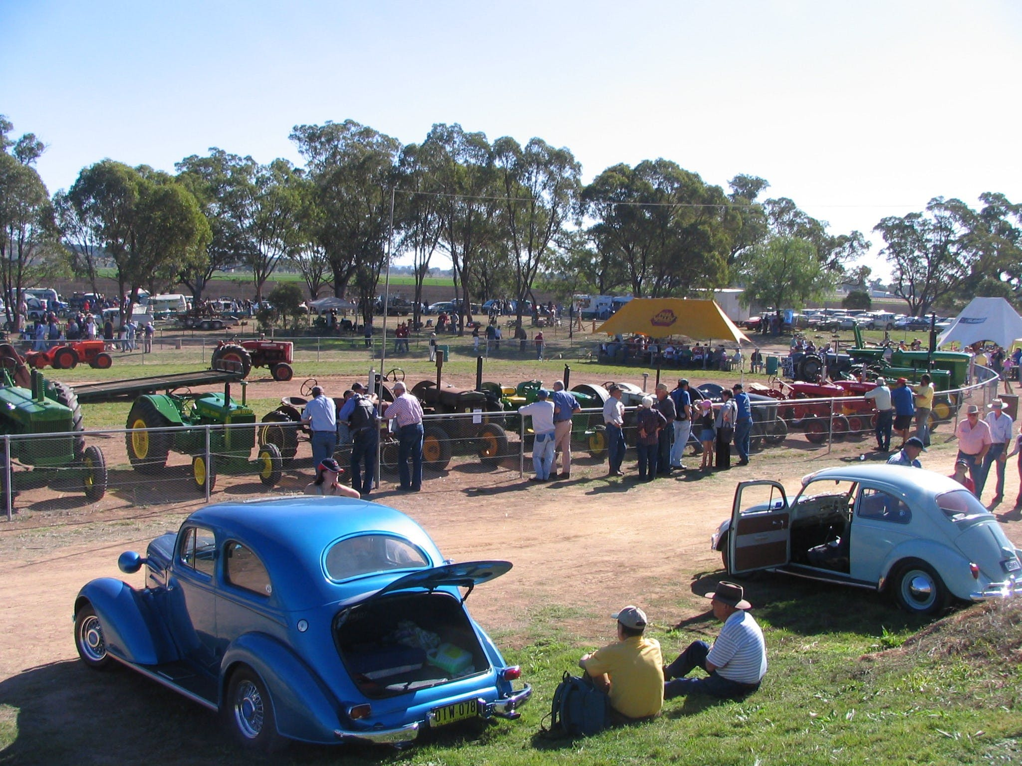 Quirindi Rural Heritage Village - Vintage Machinery and Miniature Railway Rally and Swap Meet - Accommodation NT