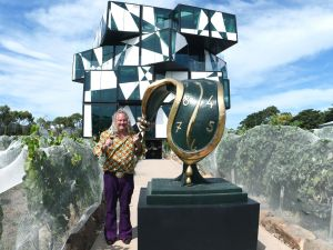 Salvador Dali Sculpture Exhibition - Accommodation NT