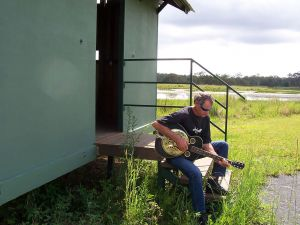 Sunday Session Blues on the Grass - Accommodation NT