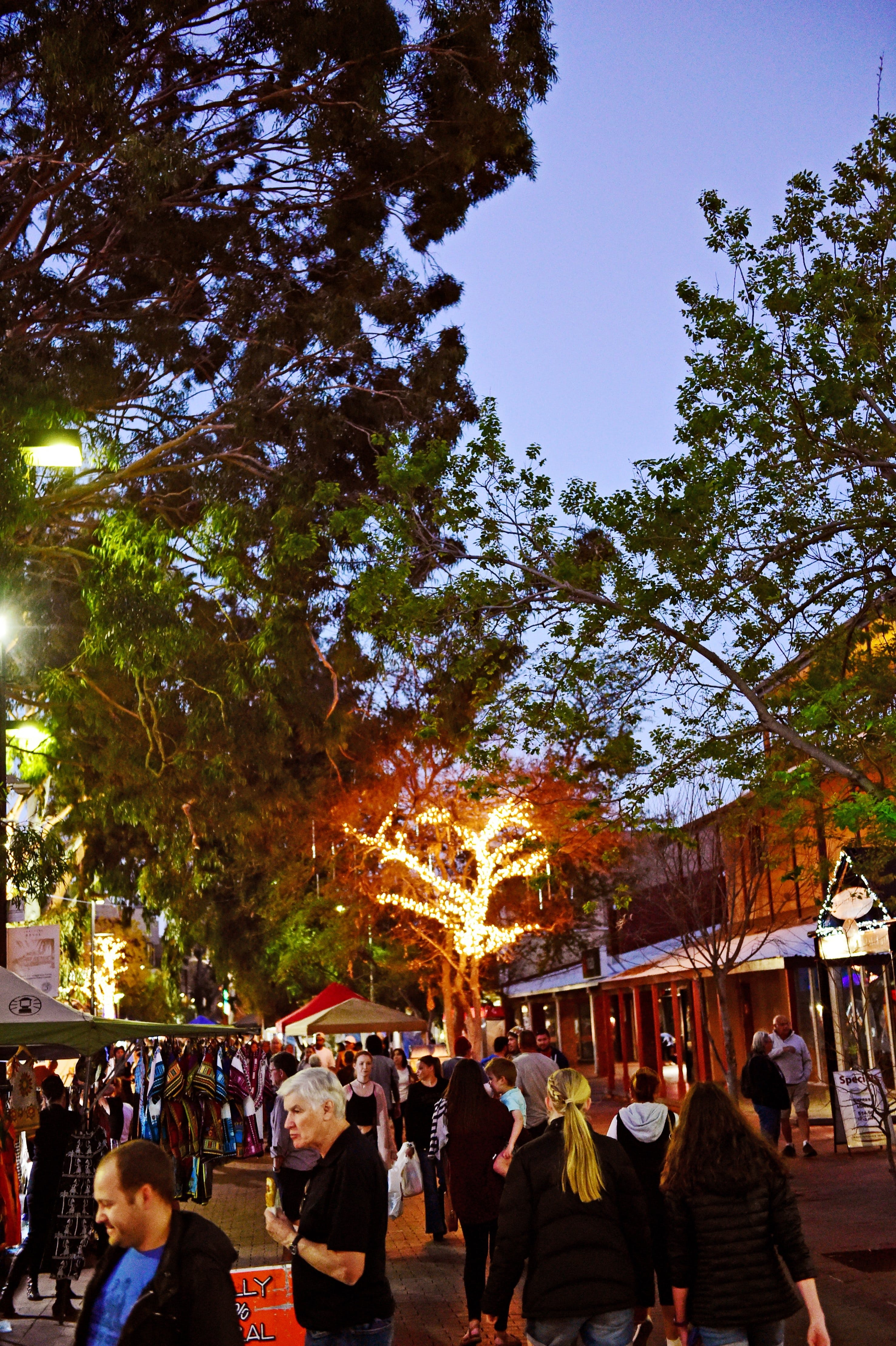 Alice Springs Town Council Night Markets - Accommodation NT