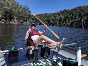 Canoes Champagne and Canaps - Accommodation NT