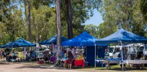 Discovery Coast Rotary Markets - Accommodation NT