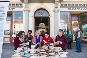 Mudgee Readers' Festival - Accommodation NT