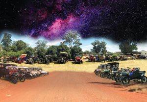 National Veteran 1 and 2 Cylinder Rally - Accommodation NT