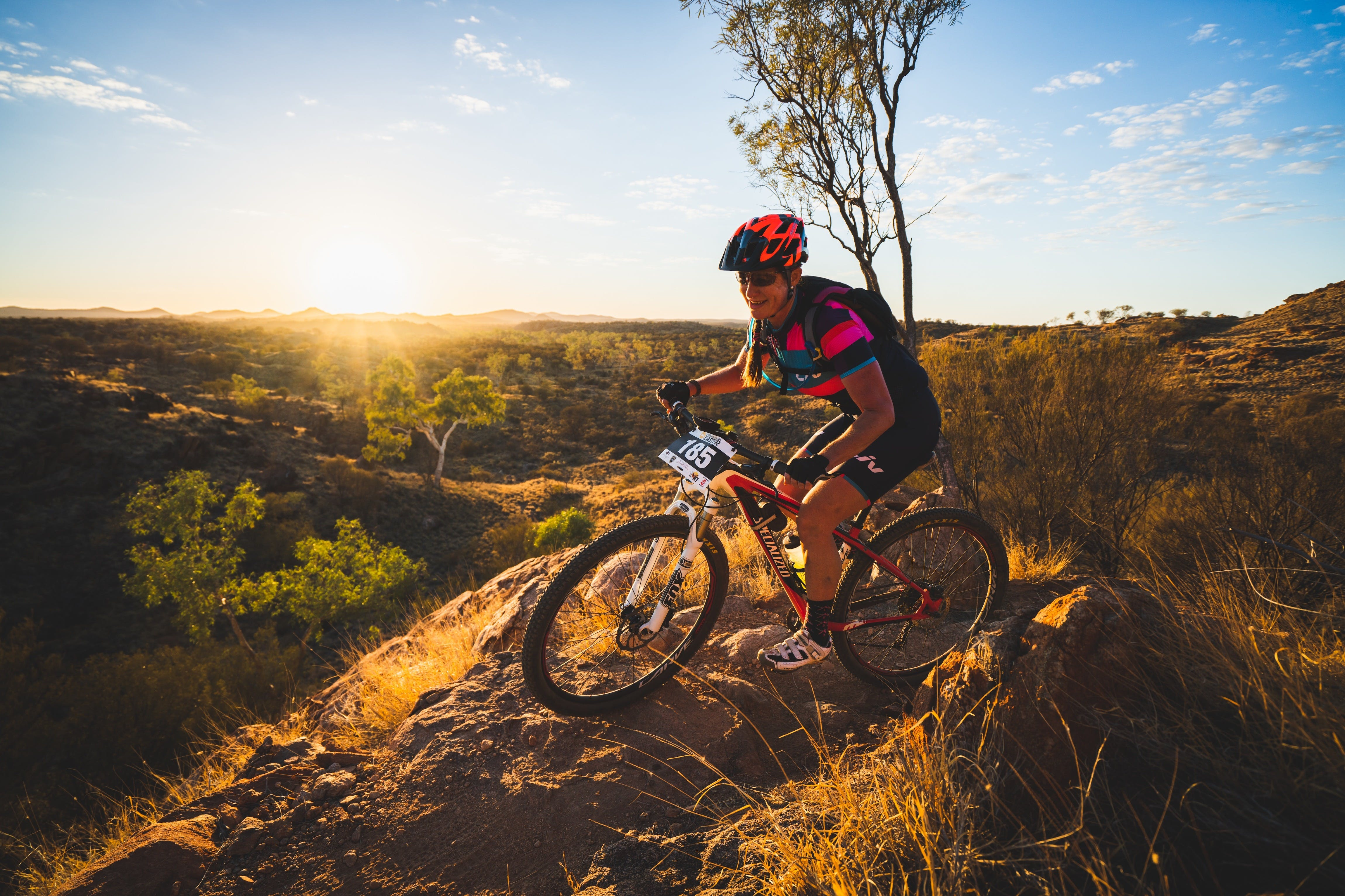 Outback Cycling Easter - Accommodation NT