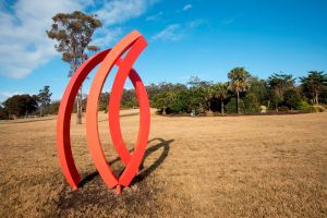 Sculpture for Clyde - Accommodation NT