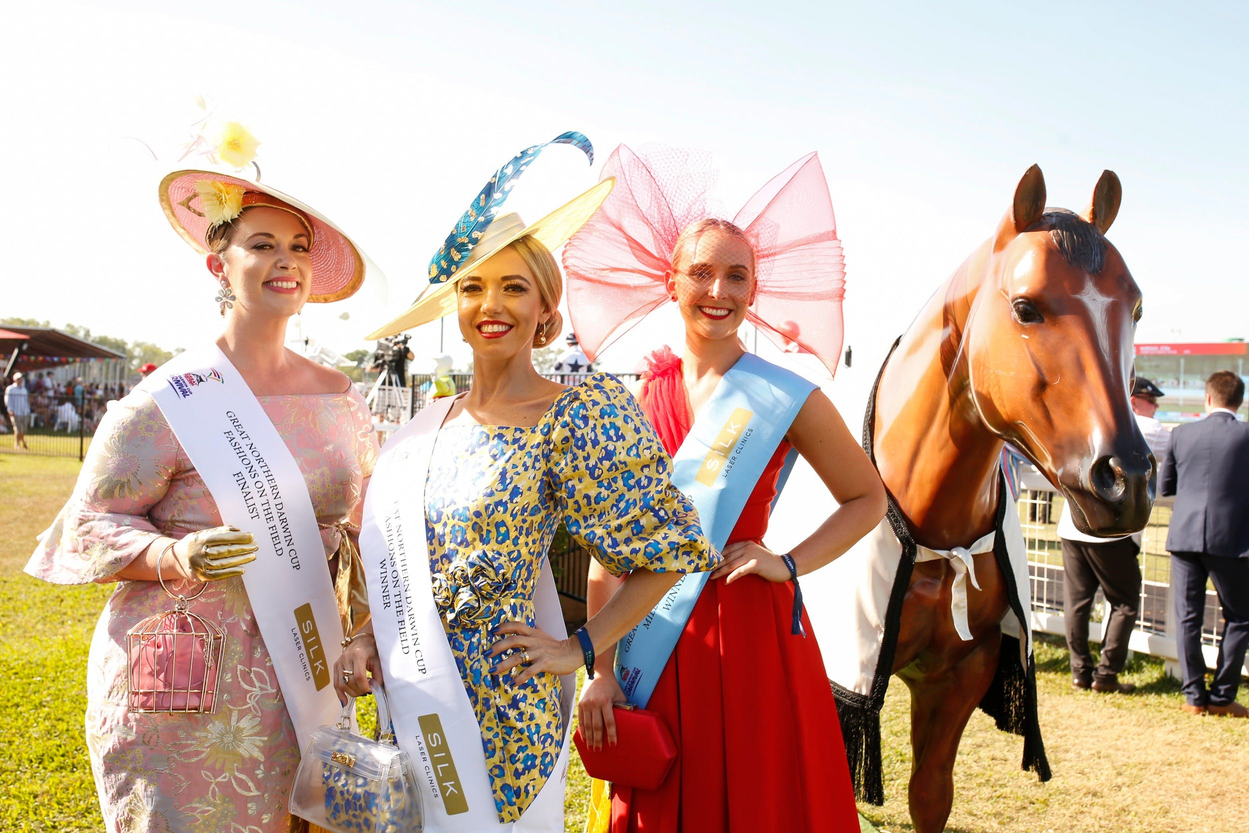 Great Northern Darwin Cup Carnival - Accommodation NT