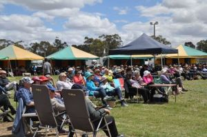 Kyabram RV Country Music Corral - Accommodation NT