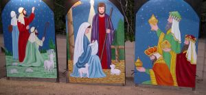 Loxton Christmas Lights Festival - Accommodation NT