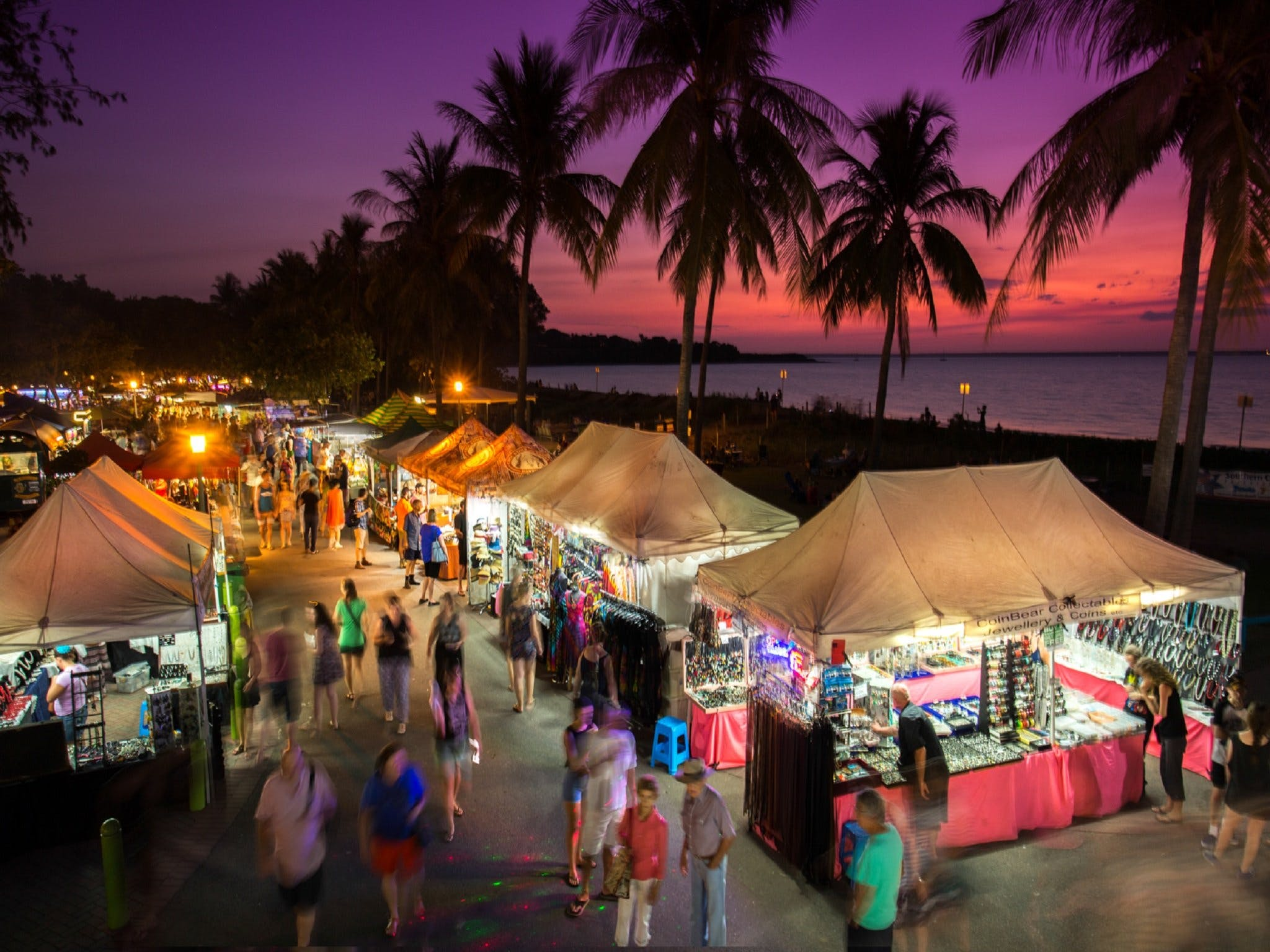 Mindil Beach Sunset Market - Accommodation NT