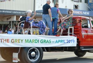 The Grey Mardi Gras - Accommodation NT