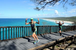 The Straddie Salute Triathlon Festival - Accommodation NT