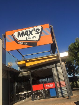 Max's Diner - Accommodation NT