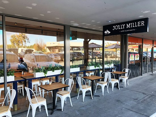 The Jolly Miller Cafe and Patisserie - Accommodation NT