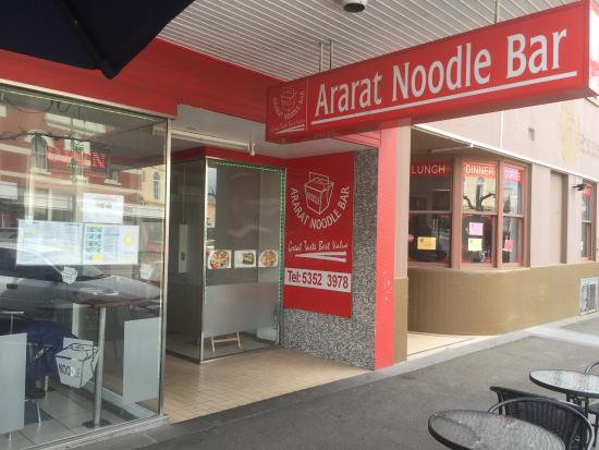 Ararat Noodle Bar - Accommodation NT