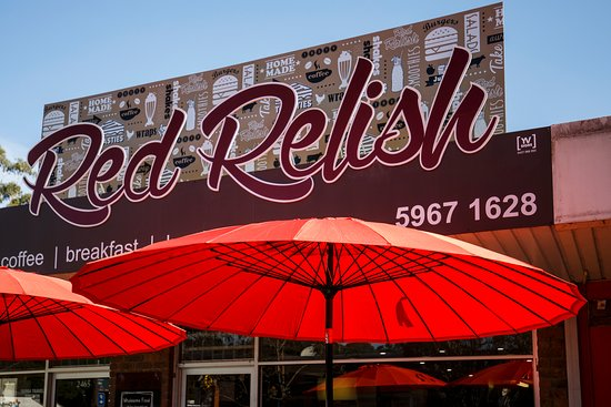 Red Relish Cafe - Accommodation NT