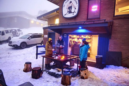 The Whitt Restaurant at Mount Buller - Accommodation NT