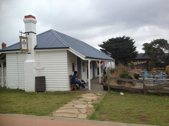 Willows Tea House - Accommodation NT