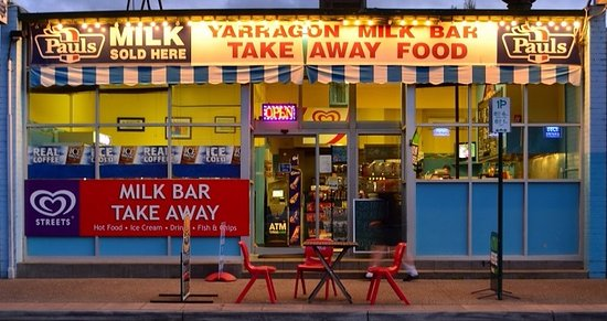 Yarragon Milk Bar