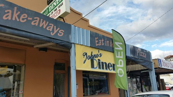 Johno's Diner - Accommodation NT
