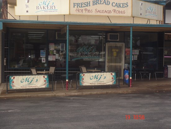 MJ's Bakery - Accommodation NT