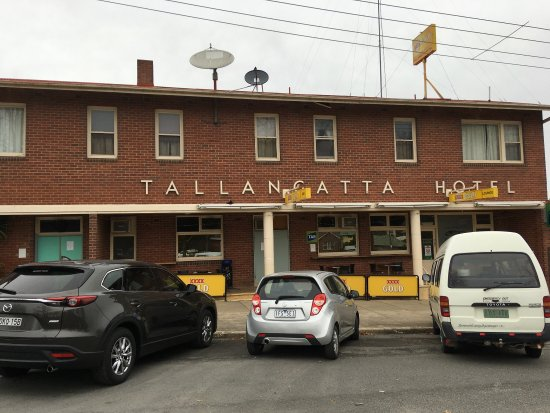 Tallangatta Hotel - Accommodation NT
